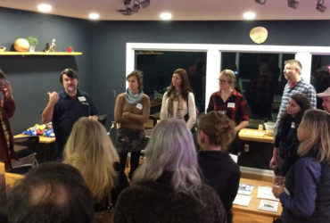 Maine Film Association & Maine League of Podcasters mixer
